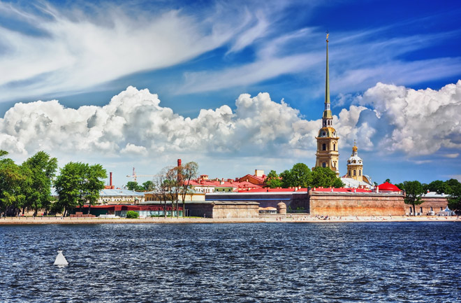 фото санкт-петербург летом
