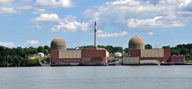 Недалеко отНью-Йорка произошла остановка реактора АЭС
