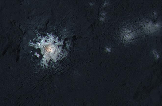Таинственный купол наЦерере— это вулкан?