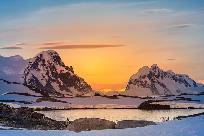 Antarctic Photo Library  Images of Antarctica