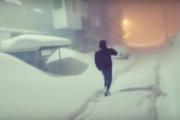 Камчатка в снежной осаде: видео