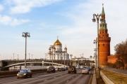 Москва: солнечная погода пришла на метеорологический праздник