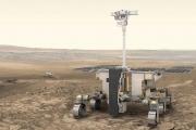 «Экзомарс-2020»: фото ровера и научной платформы
