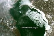На реках России продолжается ледоход