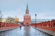 Тучи сошлись над Москвой