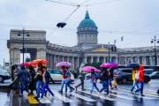 Погода в Санкт-Петербурге: снова дожди, холод и ветер