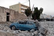 Греческий остров Кос сотрясают афтершоки