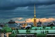 Макушка лета в Санкт-Петербурге: +25 и на десерт грозовые дожди