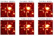 Астрономы сфотографировали межгалактический гамма-всплеск