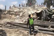 В годовщину трагедии 1985 года Мексику сотрясло сильнейшее землетрясение. Фото и видео
