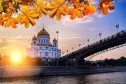 Погода в Москве: выходные принесут комфортное тепло
