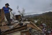 Ураган «Мария» достиг первой категории опасности