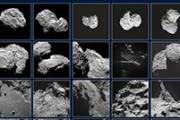 Два года из жизни кометы глазами «Розетты»: внеземные фото