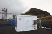 В Исландии запустили технологию переработки углекислого газа