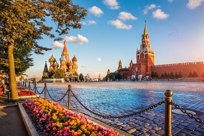 Погода в Москве: вторые майские каникулы будут по-июльски теплыми и влажными